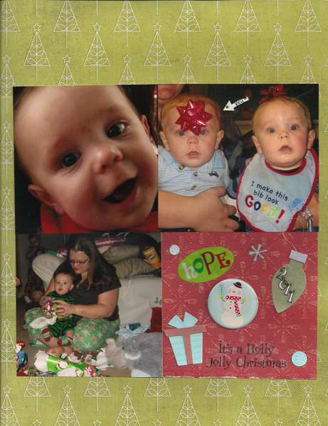 First Christmas pg1