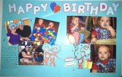 Happy 1st Birthday!!