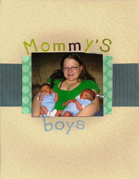 Mommy's Boys