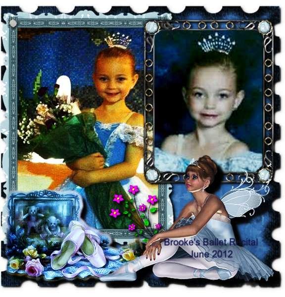 Brooke's Ballet Recital June 2012