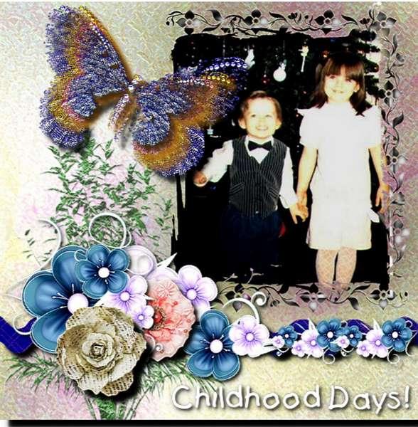 Childhood Days!