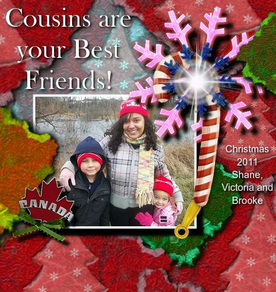 Cousins are your Best Friends!