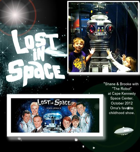 Lost In Space with Shane and Brooke