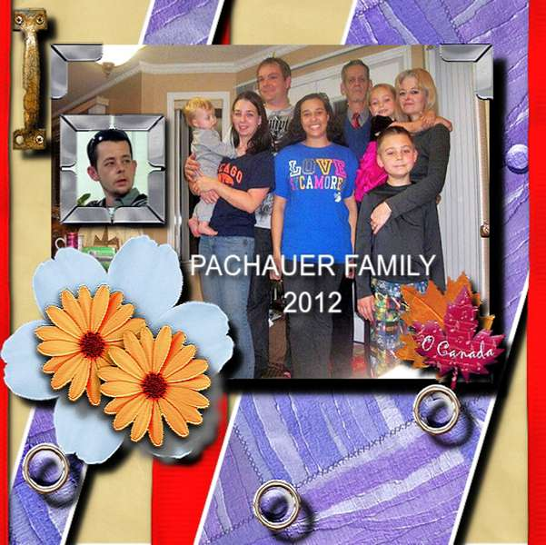 Pachauer Family 2012