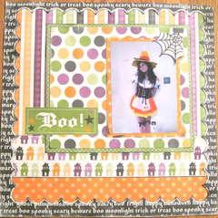 Emily - Halloween 2009