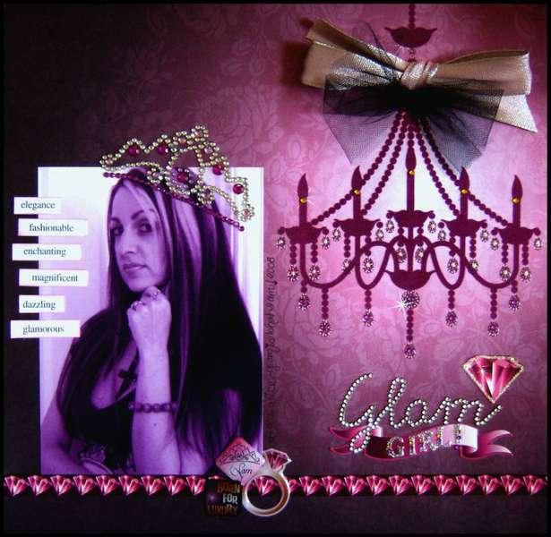 ~* Glam Girl *~ Paris Hilton's Creativity Collection