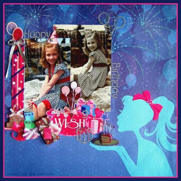 ~* Birthday Girl *~ Paris Hilton's Creativity Collection
