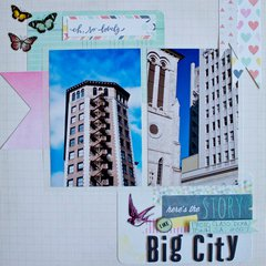 Big City Layout