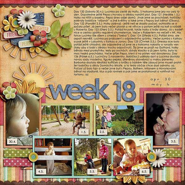 Project 365 - Week 18