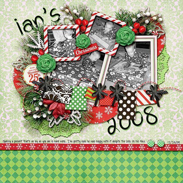 Ian's Christmas 2008