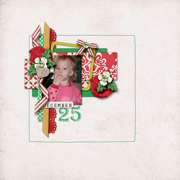 Rae on Christmas Day