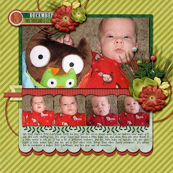 Kay's First Christmas