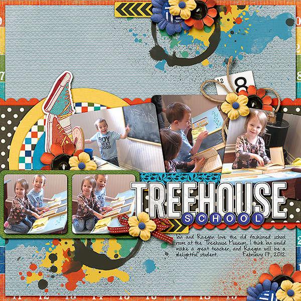 Treehouse School