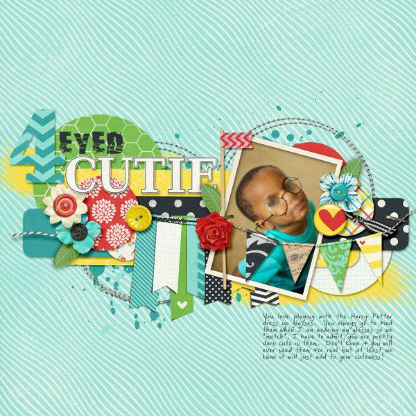 4 Eyed Cutie