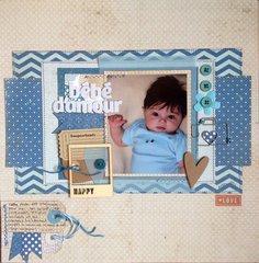 Bébé d'amour- Baby Love