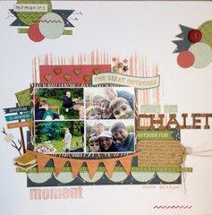 Vie de chalet- cottage life