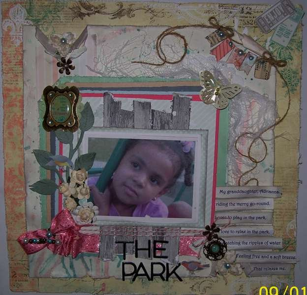 The Park~Case File No. 34