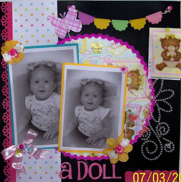 A Doll!!