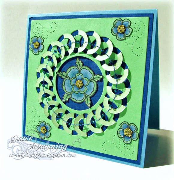 Flowering Gemstones and beads