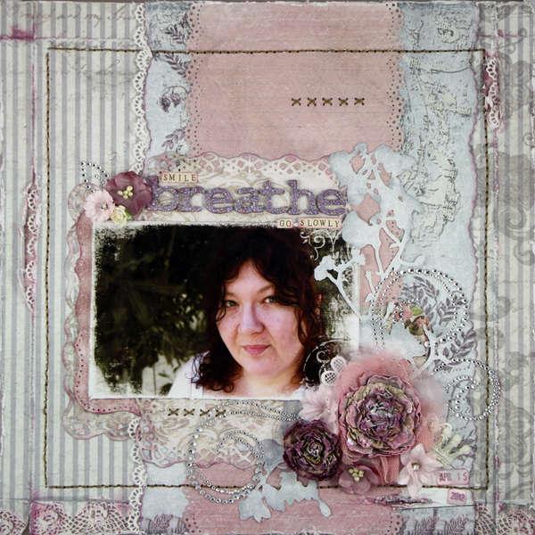 Breathe - Donna Salazar Designs