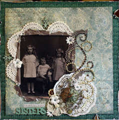 Chamberlayne Sisters ~Dusty Attic~