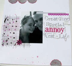 It's great to find that 1 special person you want to annoy for the rest of your life