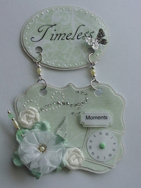 Timeless Moments hangtag