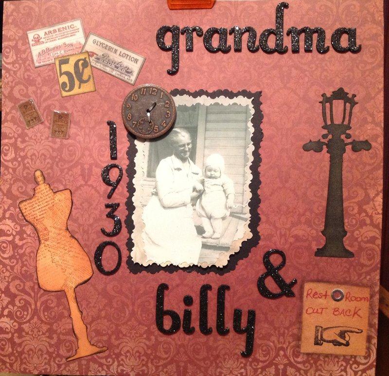 Grandma & Billy