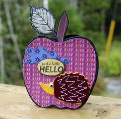 Just a Little Hello (Apple Card)