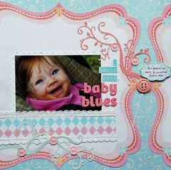 I adore your baby blues *Best Creation Inc.*
