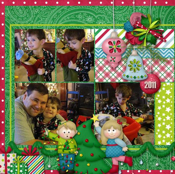 christmas morning, pg1