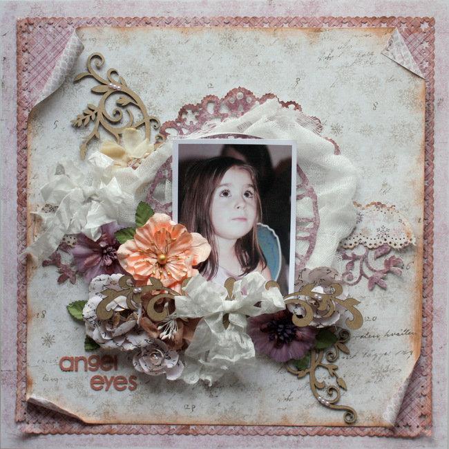 Angel Eyes *Maja Design/Blue Fern Studios*