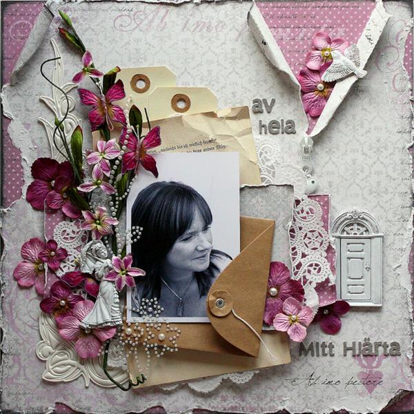Av hela mitt hjärta *Maja Design*