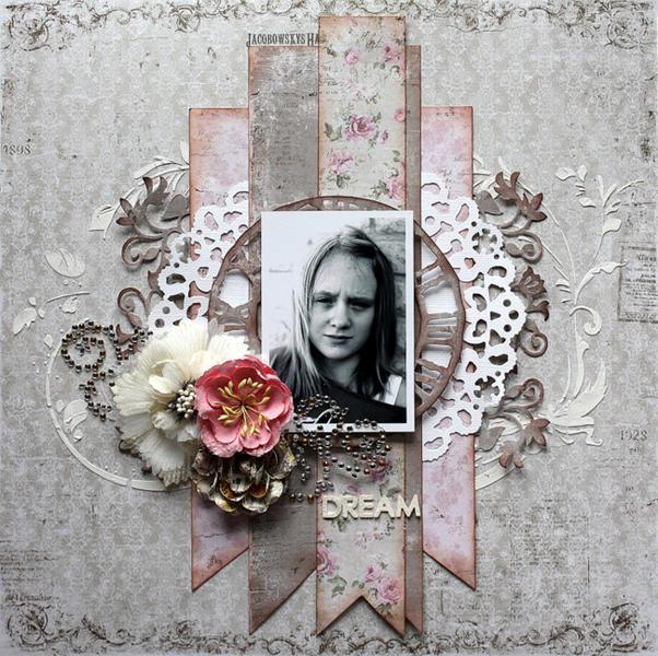 Dream *Sizzix & Maja Design*