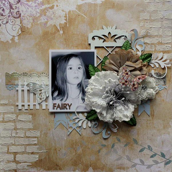 Fairy *C'est Magnifique*