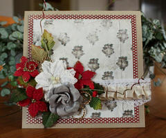 Christmas card *Glitz Design*