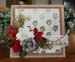 Christmas card *Glitz Design*