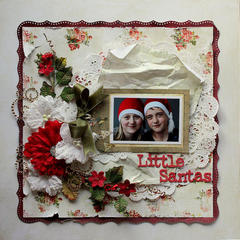 Little Santas *Glitz Design*