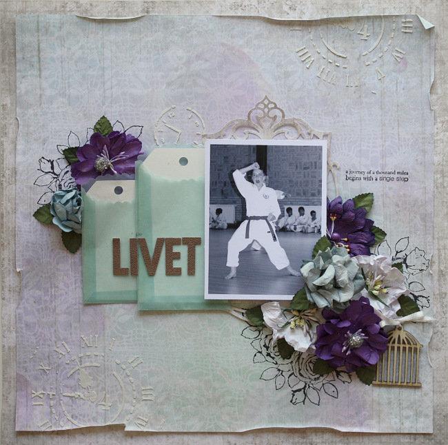 Livet *C'est Magnifique Kits*