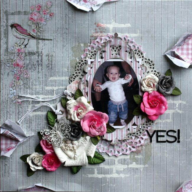 Yes! *C'est Magnifique Kits*