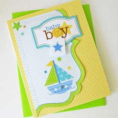 Baby Boy - Doodlebug