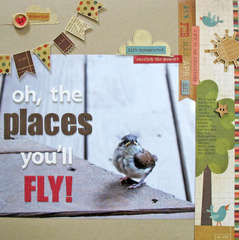Oh, the Places You'll Fly!