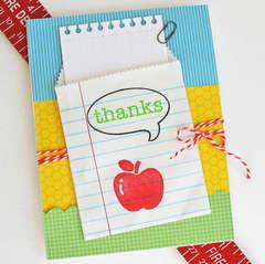 Teacher Thanks