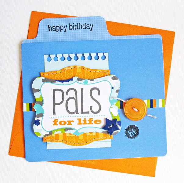 Happy Birthday Pal