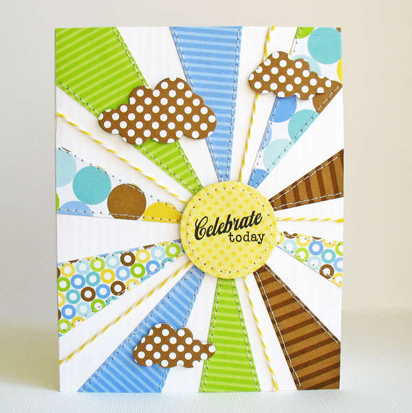 Celebrate Today - Doodlebug Design