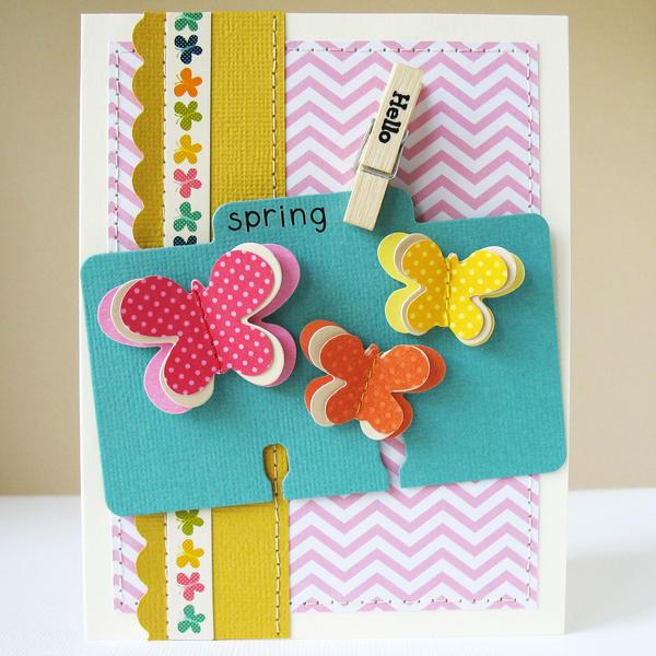 Hello Spring - Pebbles
