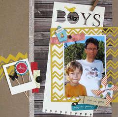 My Boys - Pebbles