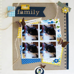 Family - Pebbles