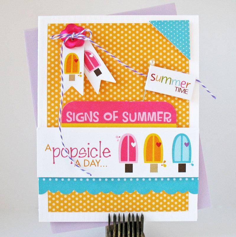 Signs of Summer - Bella Blvd.