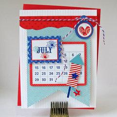 July - Doodlebug